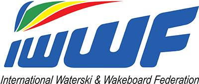 International waterski and wakeboard Federation Mobile Retina Logo