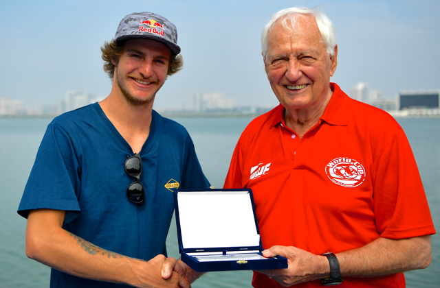 ITALY'S MASSI PIFFARETTI DECLARED WAKEBOARD BOAT RIDER OF THE YEAR 2015